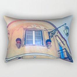 Window Corner Rectangular Pillow