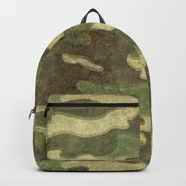 Dirty Camo Backpack