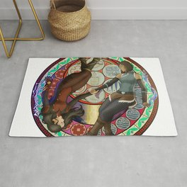 Korrasami - Circle Rug