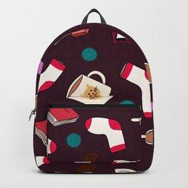 Winter Snuggles Backpack