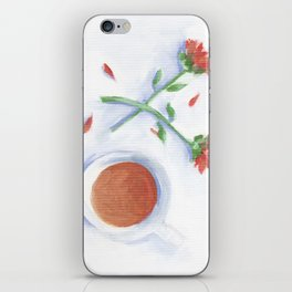 Cup of Tea iPhone Skin