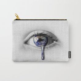 The world from my eyes Carry-All Pouch