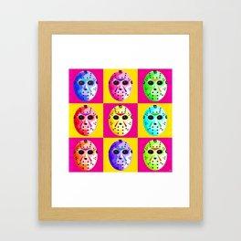 JASON 2 Framed Art Print