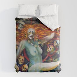 Dance For Kali Comforters