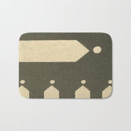 North by Northwest Bath Mat