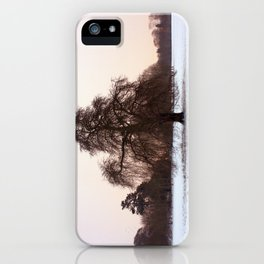 Early Morning Houghton Hall Park iPhone Case
