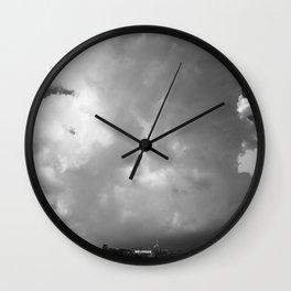 Hollywood Explosion Wall Clock