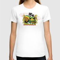 jamaica T-shirts featuring Jamaica by Tshirt-Factory