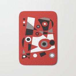 Abstract #905 Bath Mat