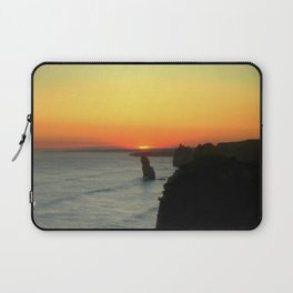 Sunsetting over the Great Southern Ocean Laptop Sleeve
