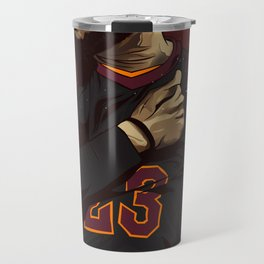 LeBron Whatever it Takes Travel Mug