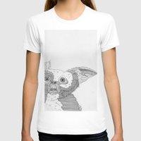 gizmo T-shirts featuring Gizmo / Mogwai. by Bundles of Film