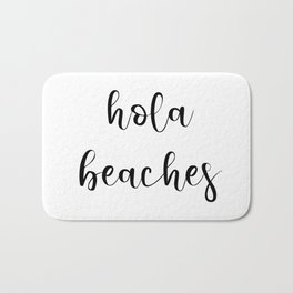 Hola Beaches Bath Mat