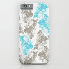 Ginkgo Fossils - Light iPhone 6s Slim Case