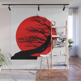 Bonsai Japan Wall Mural