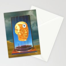 To Sleep In The Origin Stationery Cards
