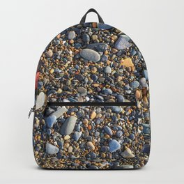 Red Pebble Backpack