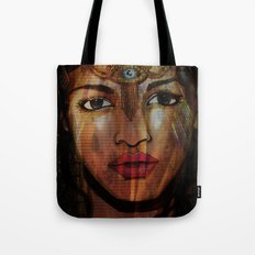 Sunshowers Tote Bag