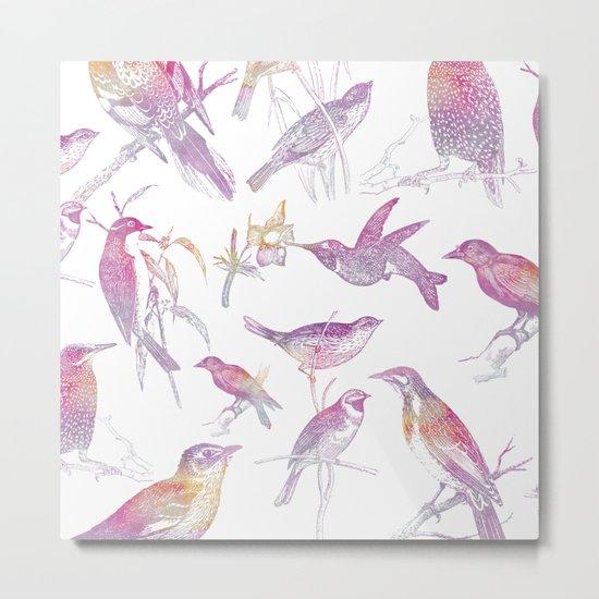If you're a bird, I'm a bird. Metal Print