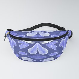 Winter is Coming, Cold Blue Winter Nights Are Coming Fanny Pack