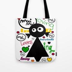 LOvinG MoOi MoOi Tote Bag