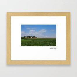 American Standard Framed Art Print