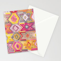 Kilim Me Softly in Pink Stationery Cards