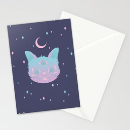 Pastel Cat Stationery Cards