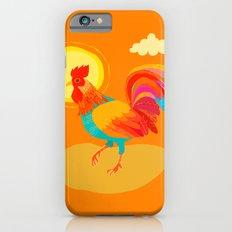 Orange Rooster iPhone 6s Slim Case