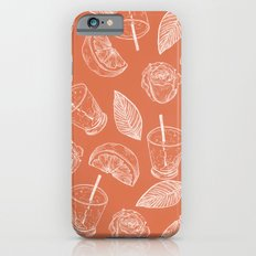 summer vibes and caesars iPhone 6s Slim Case