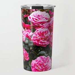 Roses are Pink | Bern, Switzerland Travel Mug