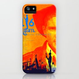 One Sixth Ism Vol.2 iPhone Case