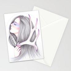 Midnight Sun Stationery Cards