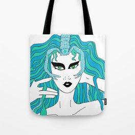 Scorpio / 12 Signs of the Zodiac Tote Bag