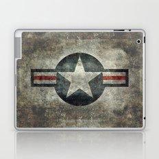 Vintage USAF Roundel Laptop & iPad Skin