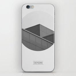CREPIDOMA iPhone Skin