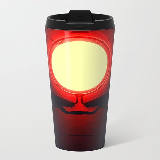 The Armor Metal Travel Mug
