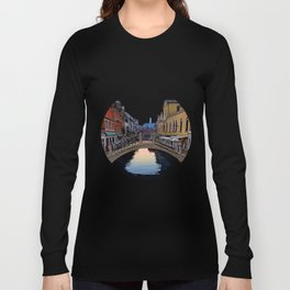 Venice, Italy Morning Long Sleeve T-shirt