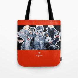 Cub Cuddlin' Tote Bag