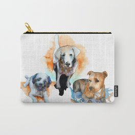 dogs#1 Carry-All Pouch
