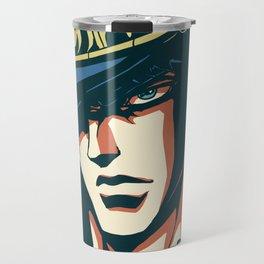Jotaro Kujo Travel Mug