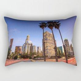 Los Angeles 01 - USA Rectangular Pillow