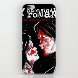 my chemical romance 2018 cici22 iPhone Skin