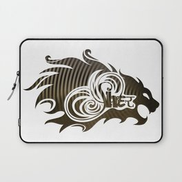 Sher (Lion) Laptop Sleeve
