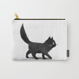 Creeping Cat Carry-All Pouch