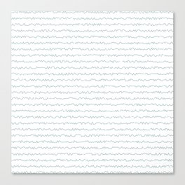 Your handwriting Canvas Print