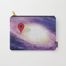 Somewhere, out there Carry-All Pouch