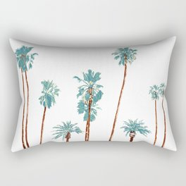 palm dream Rectangular Pillow