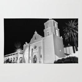 Mission San Luis Rey De Francia Rug