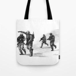 Infantry Tote Bag